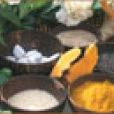 Thai herbal powder